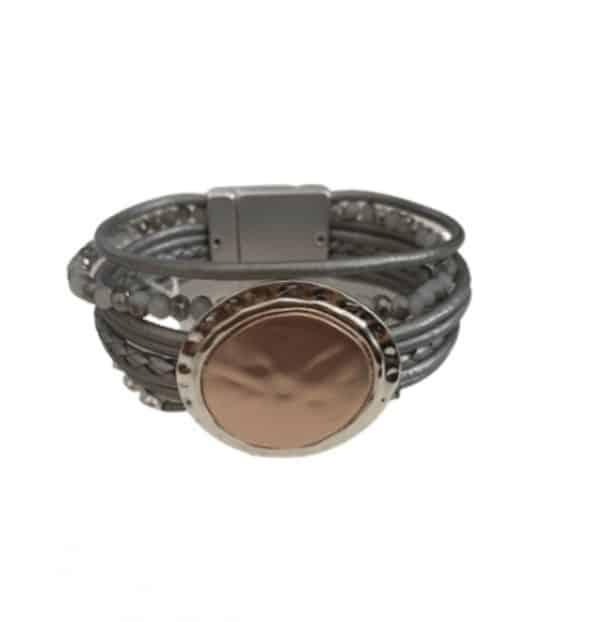 Charlie Cuff Bracelet by DIBORA