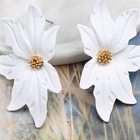 Large Flower White