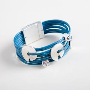 Lilou Cuff Bracelet by Dibora