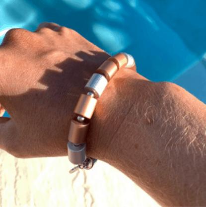 HARLOW - Cuff Beaded Bracelet 2