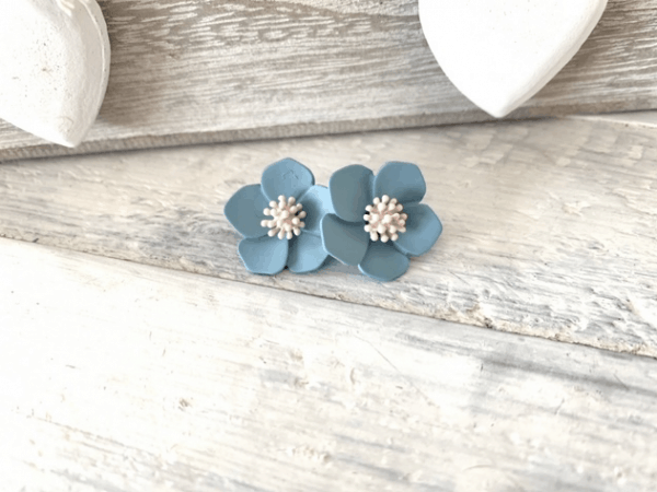 ASTER Stud Earrings - 9 Colour Options 5
