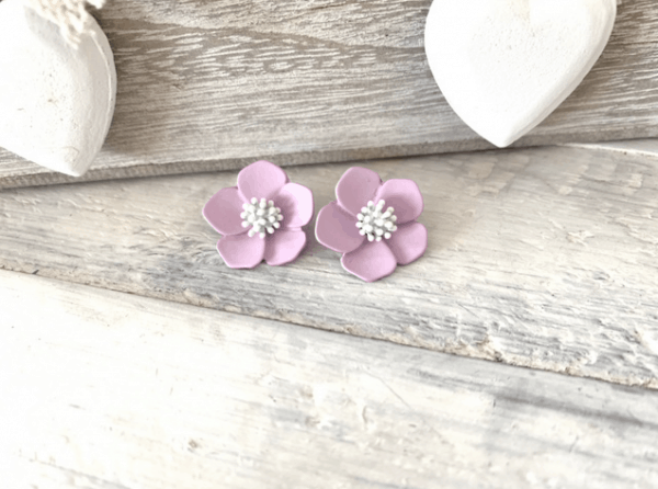 ASTER Stud Earrings - 9 Colour Options 3