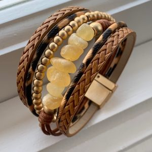Tyra Cuff Bracelet