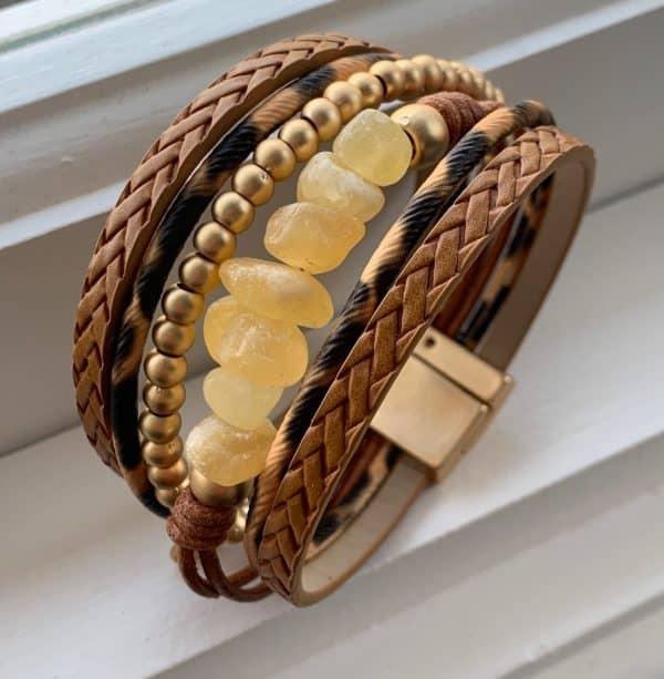 TYRA Cuff Bracelet 1