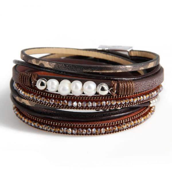 EDEN Wrap Bracelet - Midnight 3