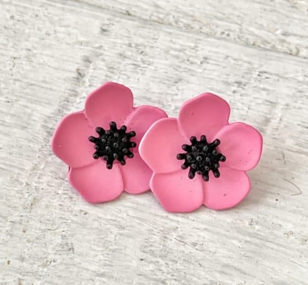ASTER Stud Earrings - 9 Colour Options 9