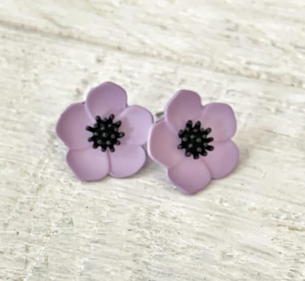 ASTER Stud Earrings - 9 Colour Options 8