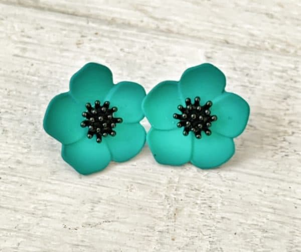 ASTER Stud Earrings - 9 Colour Options 7