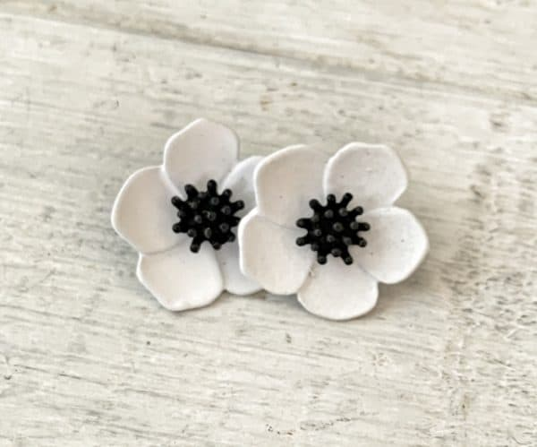ASTER Stud Earrings - 9 Colour Options 6