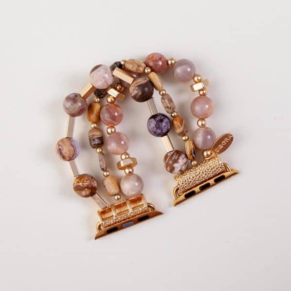 Apple Watch Bracelet - Natural Stone 5