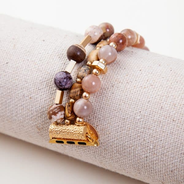 Apple Watch Bracelet - Natural Stone 3