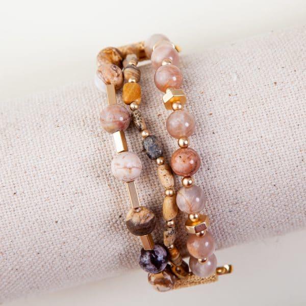 Apple Watch Bracelet - Natural Stone 2