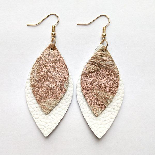 Saffron Earrings Pinik