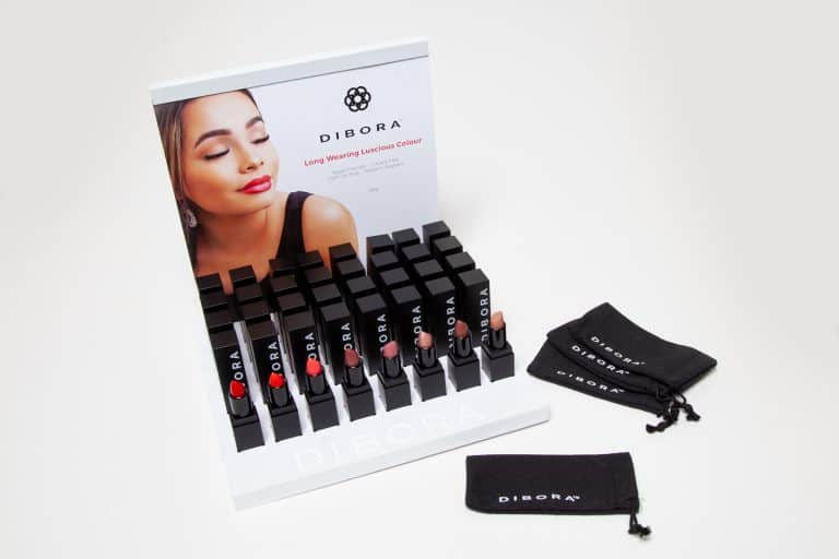 DIBORA Vegan Lipstick Starter Kit