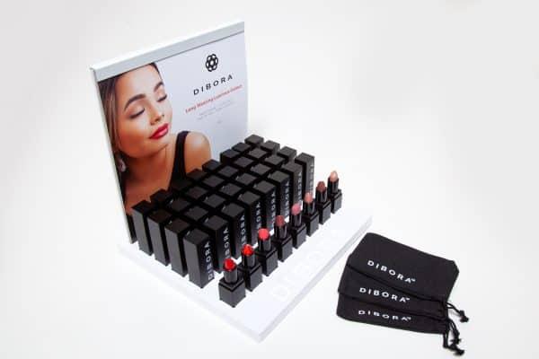 DIBORA Vegan Lipstick Starter Kit 15