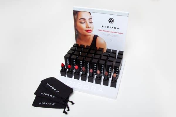 DIBORA Vegan Lipstick Starter Kit 14