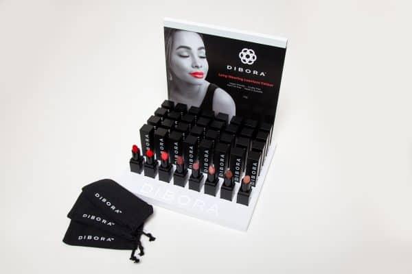 DIBORA Vegan Lipstick Starter Kit 12