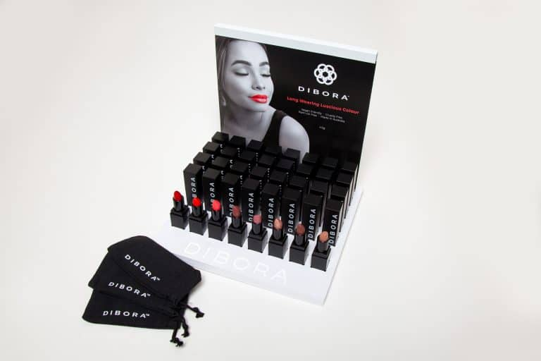 Vegan Lipstick Starter Kit for Stockists 4
