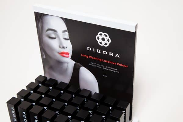 DIBORA Vegan Lipstick Starter Kit 11