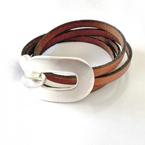 Willow Leather Bracelet