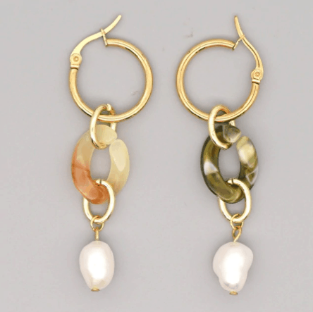 Winona Earrings by DIBORA