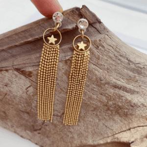 Imogen Earrings Gold