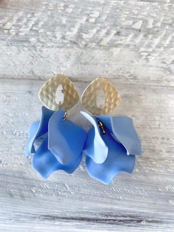 Isabella Earrings Cornflower