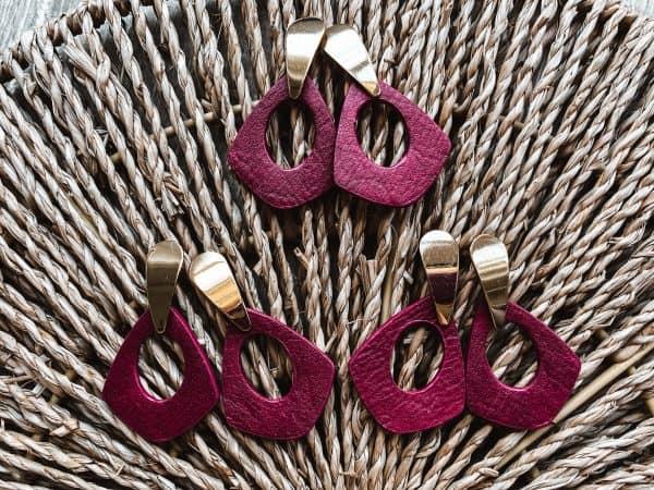 **SALE** BUY 2 GET 1 FREE JESSIE Earrings - 8 Colour Options 1